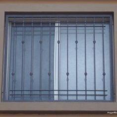 18 Diseno de rejas para ventanas modernas