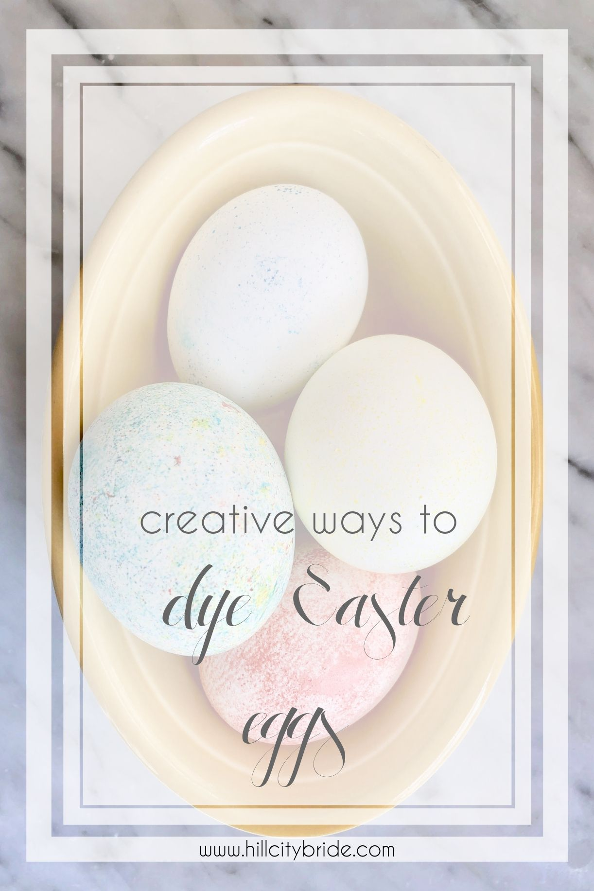 Creative Ways to Dye Easter Eggs Featured Blog Posts