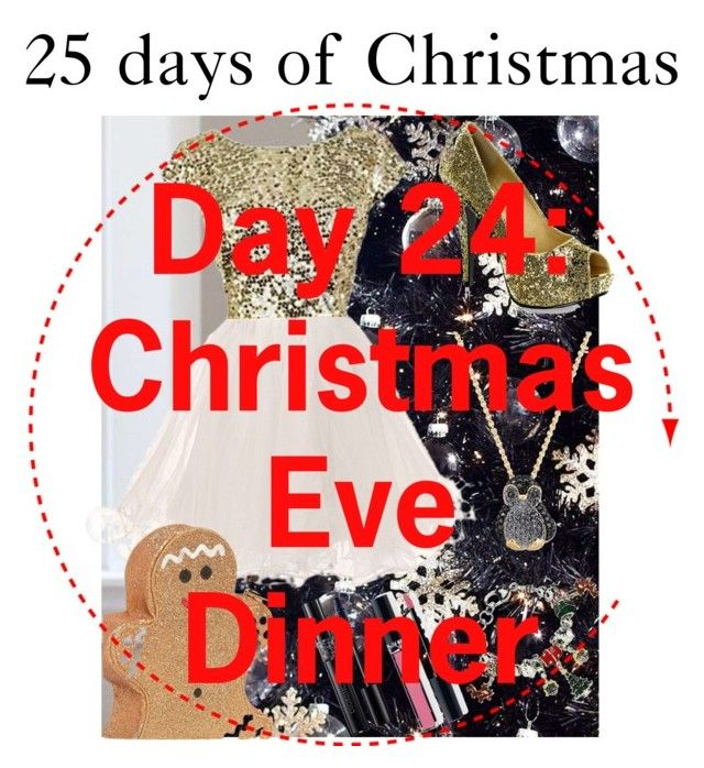 """""""25 days of Christmas: Day 24"""" by pheobie-tonkin-rocks ❤ liked on Polyvore featuring Effy Jewelry, VALERY and Christian Dior"""