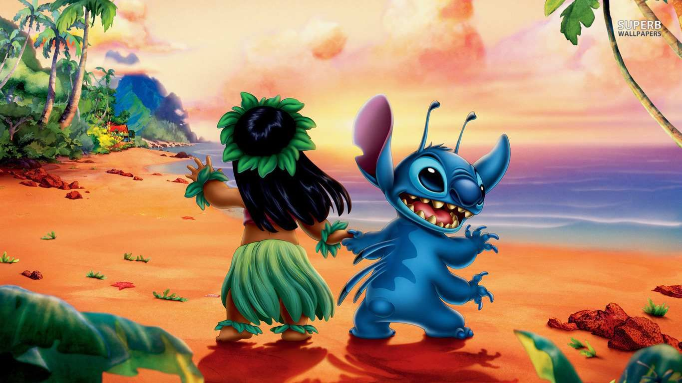 Lilo And Stitch Wallpaper HD Best Collection Free Download