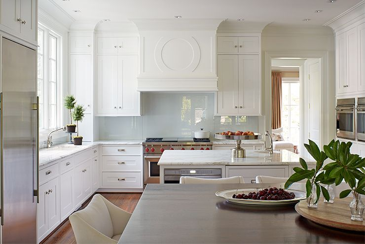 Lovely White Shaker Wall Cabinets