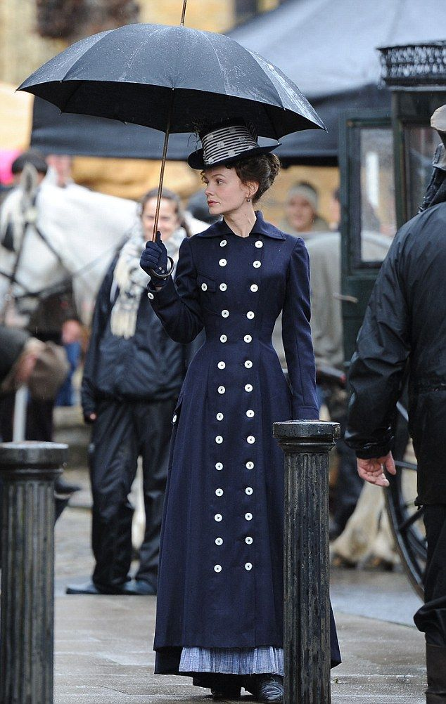 Far from the Madding Crowd {Book to Movie} by Thomas Hardy brought to life by Carey Mulligan.