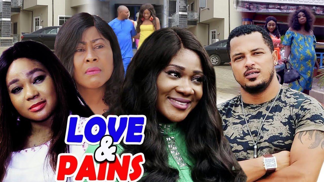 Love And Pains Season 2 Mercy Johnson Nigerian Movies 2019