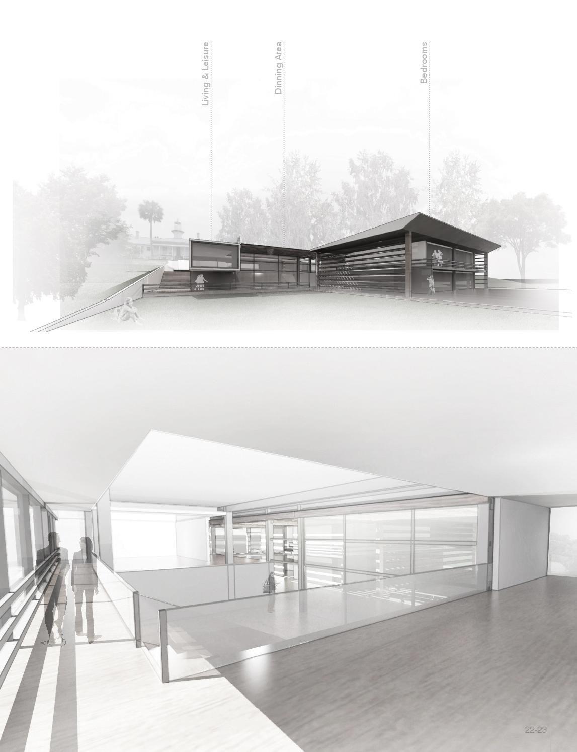 architecture portfolio vongvanij issuu architecture portfolio