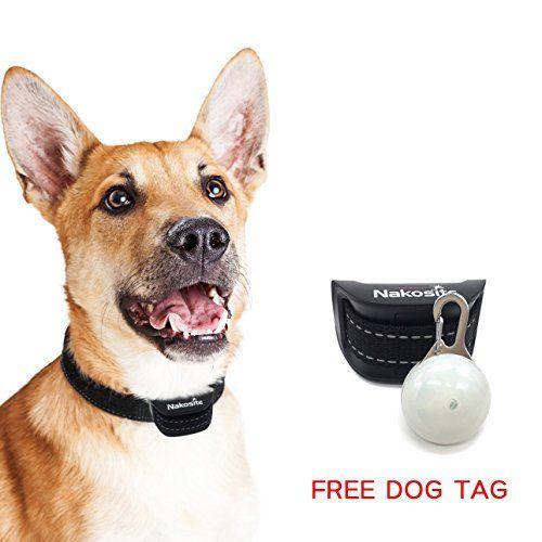 Nakosite Pet2433 Best Anti Bark Dog Collar Stop Dogs Barking