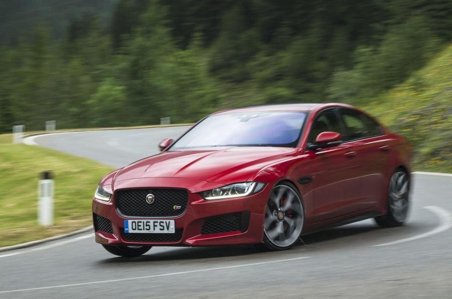 are jaguar xe good cars
