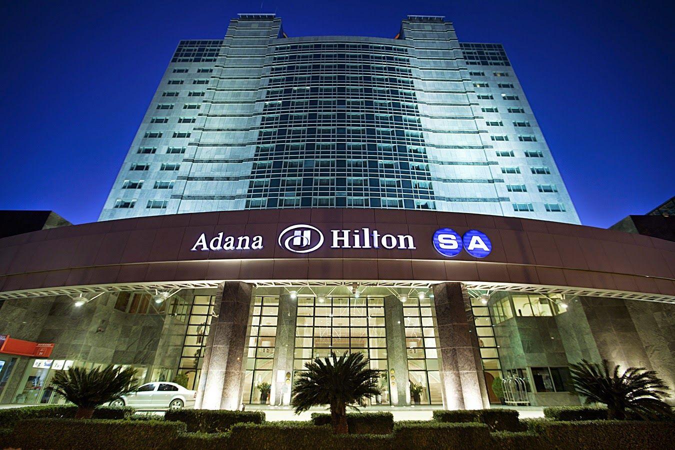 The Extravagant Hilton Adana Turkey Pinned By Www Doubletreetorrance Com Riverside Hotel Adana Hotel