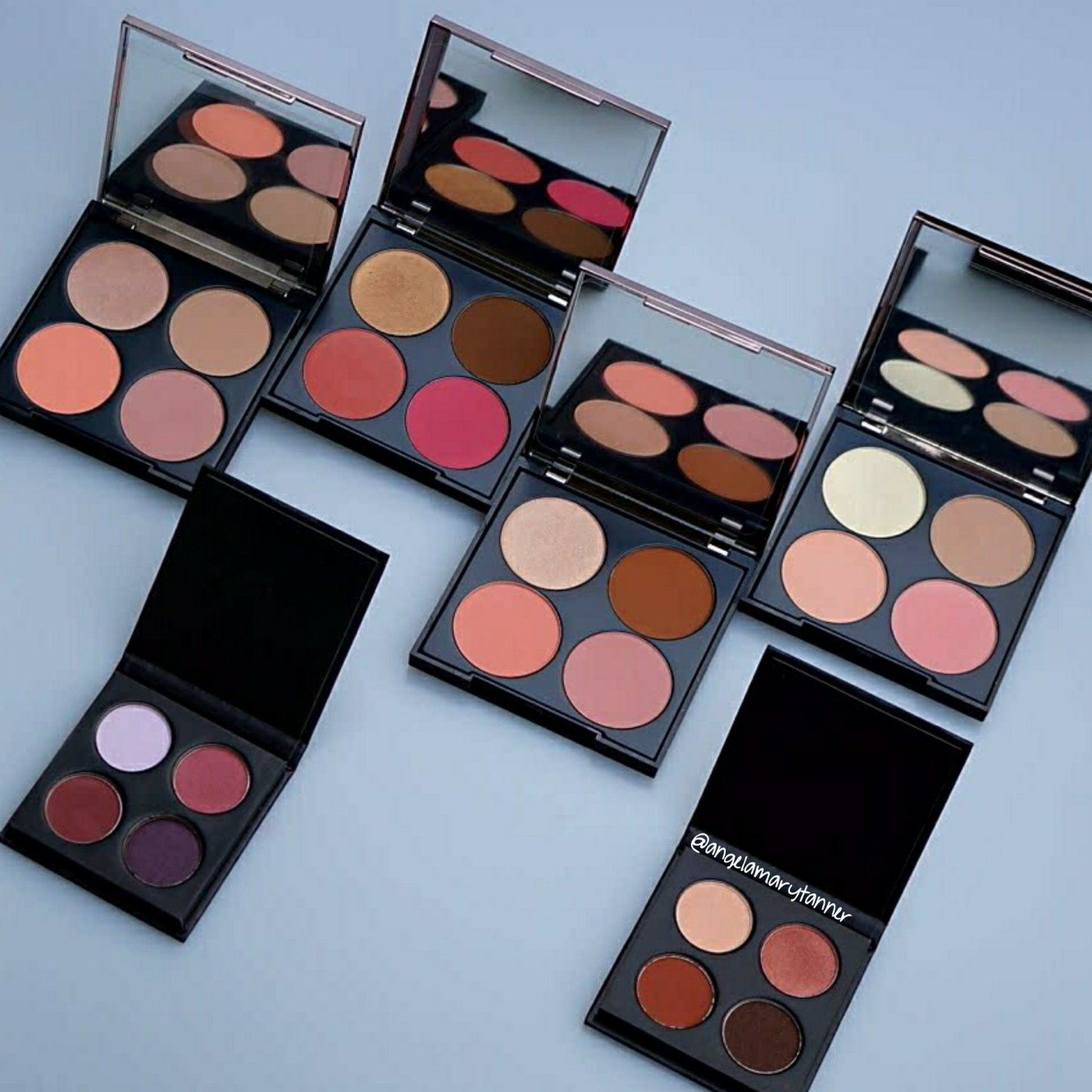 NEW MAKEUP GEEK 'FLAWLESSLY EVER AFTER' COLLECTION REVIEW