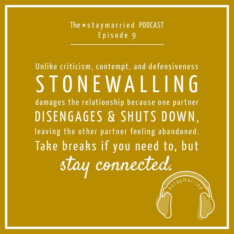 Definition of stonewalling