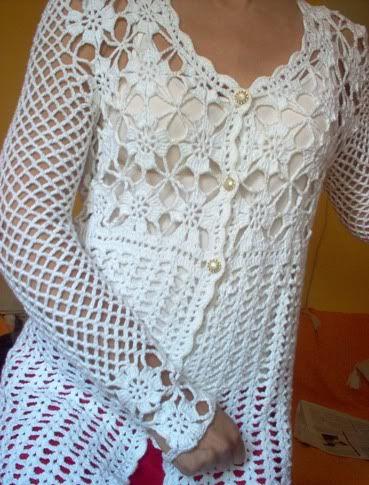 Rezultat slika za heklane bluze