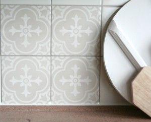 Muur tegelstickers xenos keuken in sweet home home en
