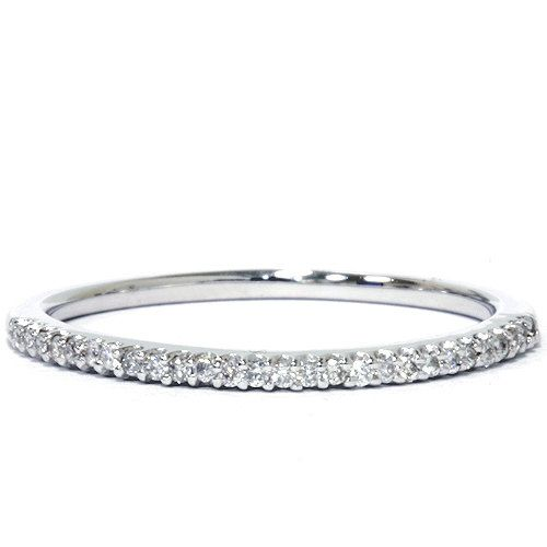 Diamond Black Pee Stackable Wedding Ring White Gold Size Custom Listing Make With Diamonds