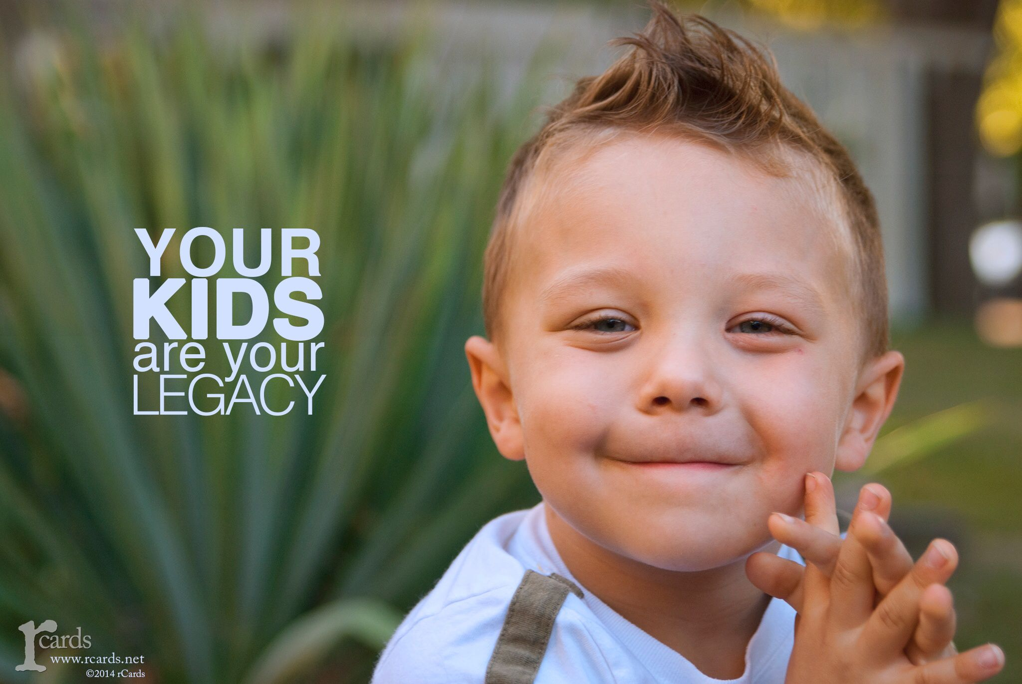 Reminder your kids are your legacy raise them happy rcards reminder your kids are your legacy raise them happy rcards kristyandbryce Image collections