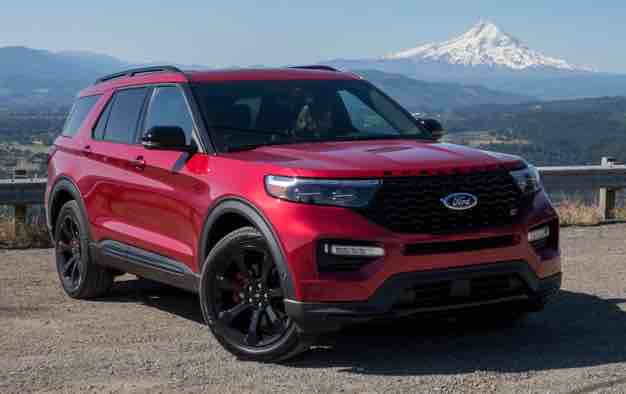 2021 Ford Explorer Platinum V6 4wd Full Specs 2020 Ford Explorer