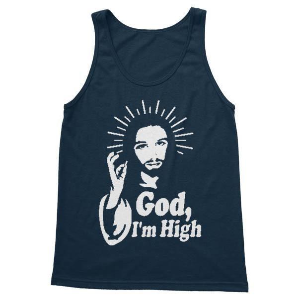 God,I'm High - Tank