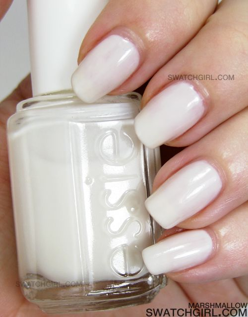 Essie Marshmallow Nail Polish Nails All About