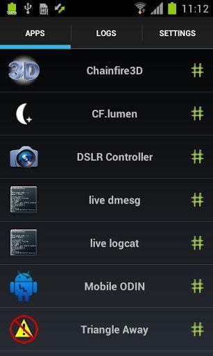 SuperSU 0 98 and SuperSU Pro v1 00 apk Requirements: Android