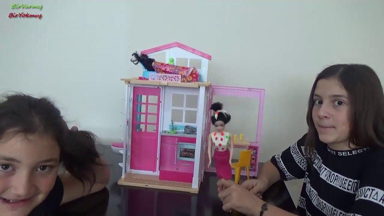 Anasinifi Ilk Gun Heyacani Evcilik Oyunu Barbie Barbie Oyun Entertainment