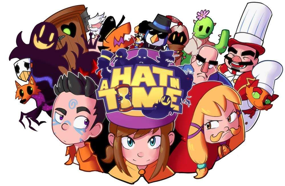 Timmy A Hat In Time Wiki Fandom A Hat In Time Hat In Time A Hat In Time Fanart