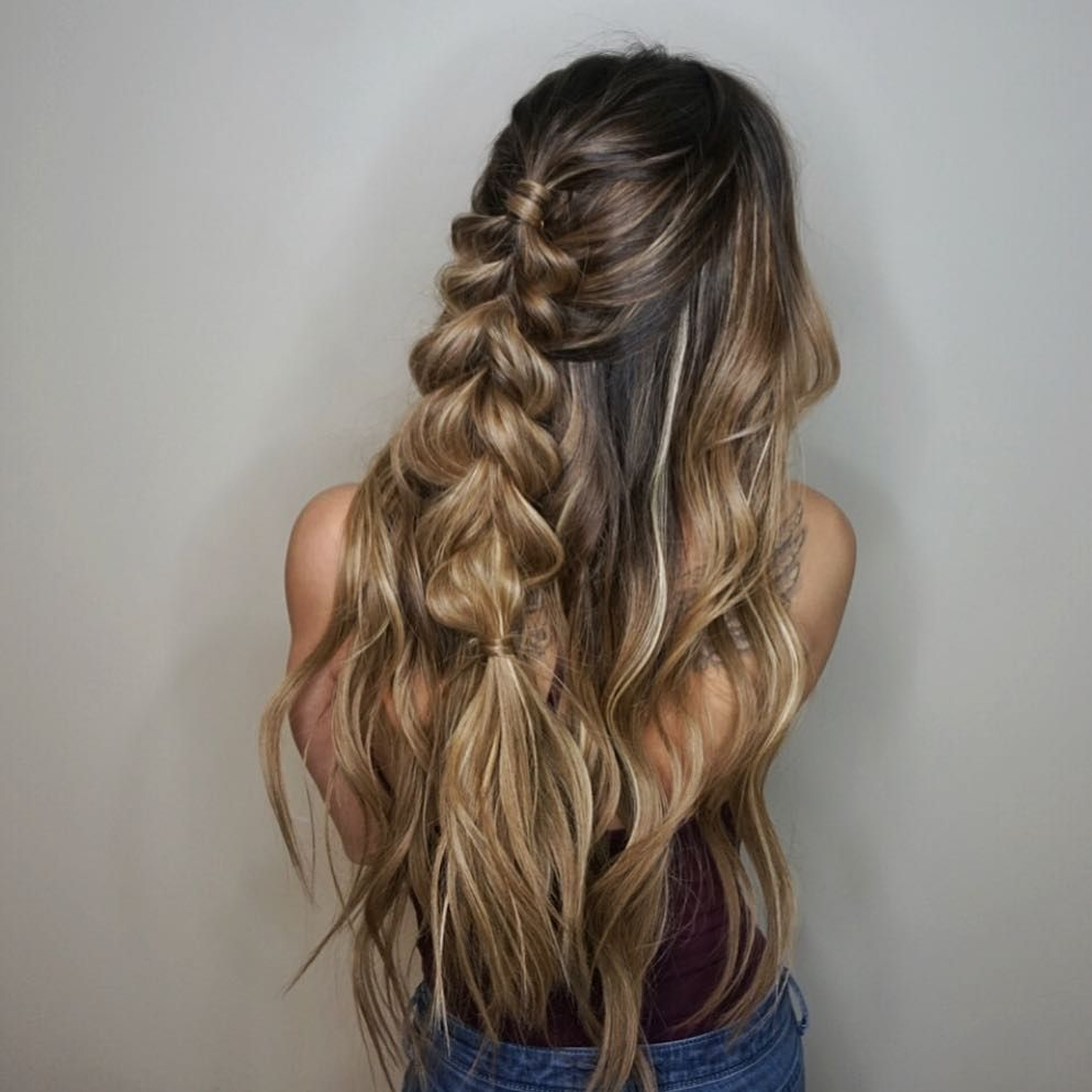 38 Eye-catching hairstyles will change your look