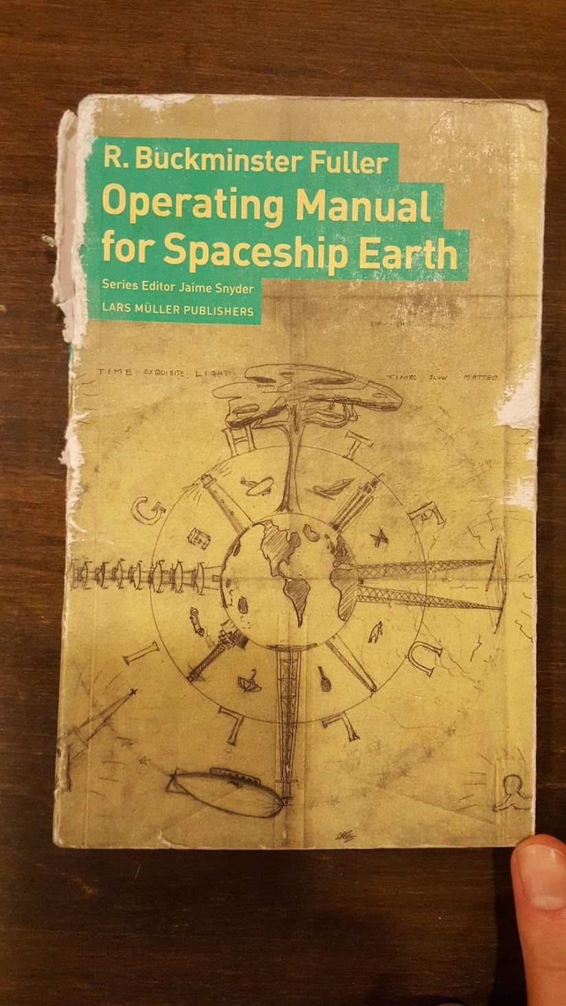 R. Buckminster Fuller - Operating Manual for Spaceship Earth