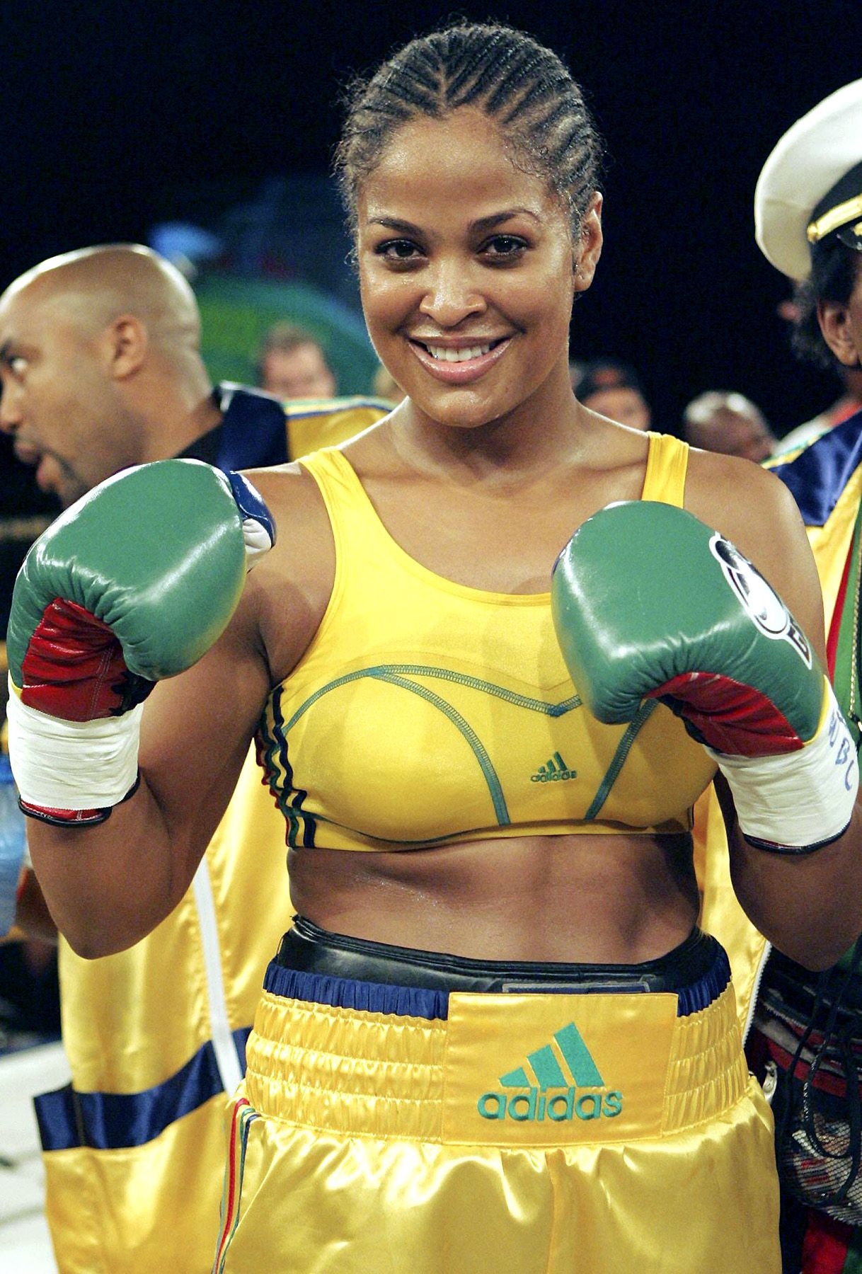Laila Ali boxing nudes (58 images) Cleavage, 2019, legs