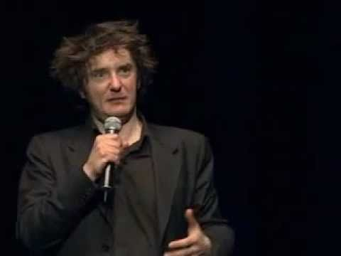 Dylan Moran And The Evolution Of Language