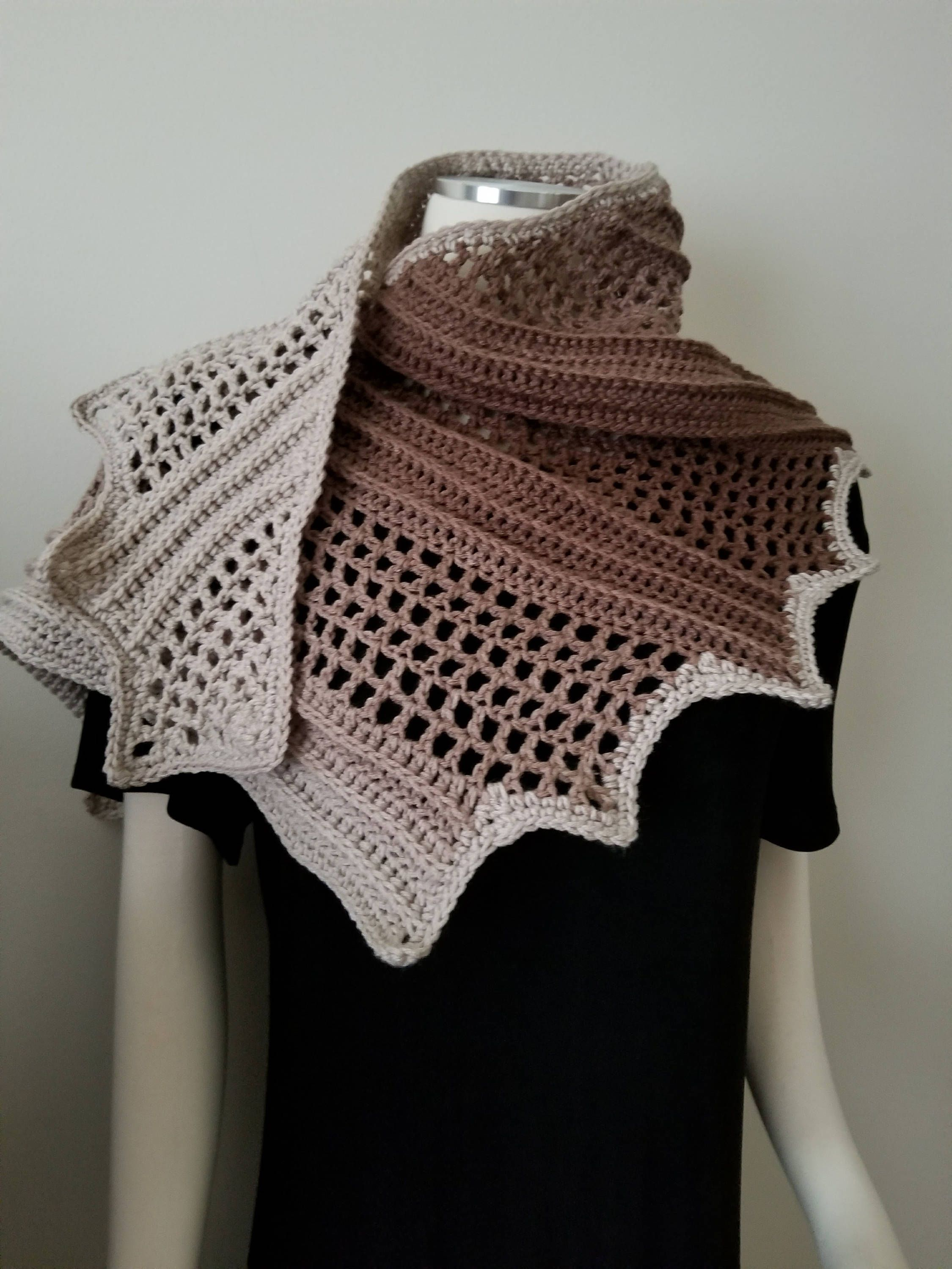 Milk Chocolate Brown Tan Beige Coco Coffee Crochet ... - photo#41