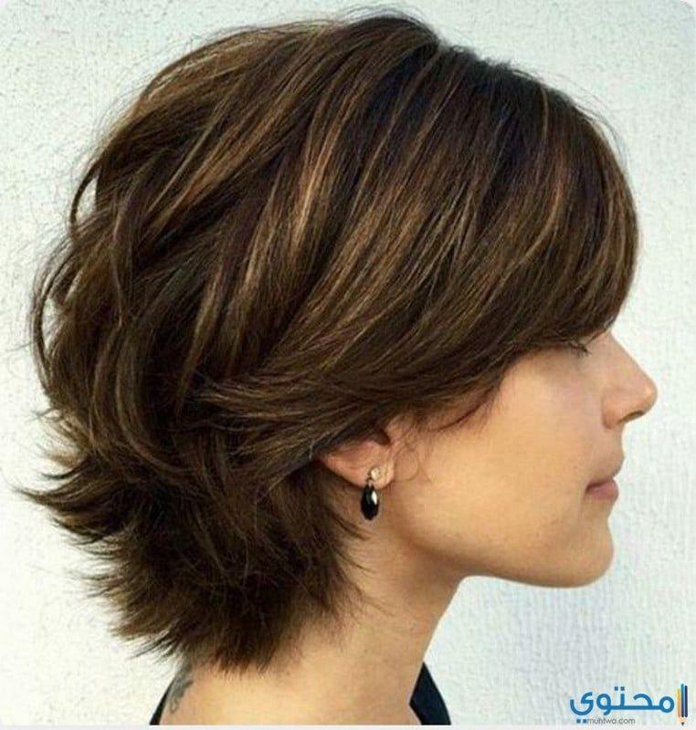 Resultat De Recherche D Images Pour قصه شعر كاريه دجراديه قصير Coupe De Cheveux Courte Coupe De Cheveux Cheveux De Bobs