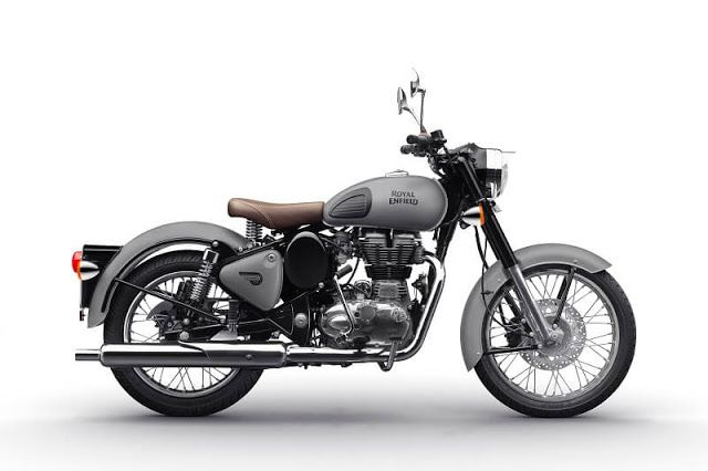 Photo of Royal Enfield Introduces Single Seat Classic 350 BS 6 Variant