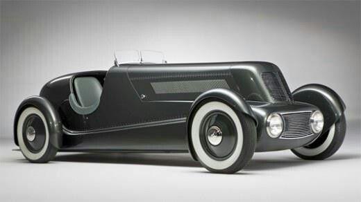 1934 Ford Edsel model 40 speedster