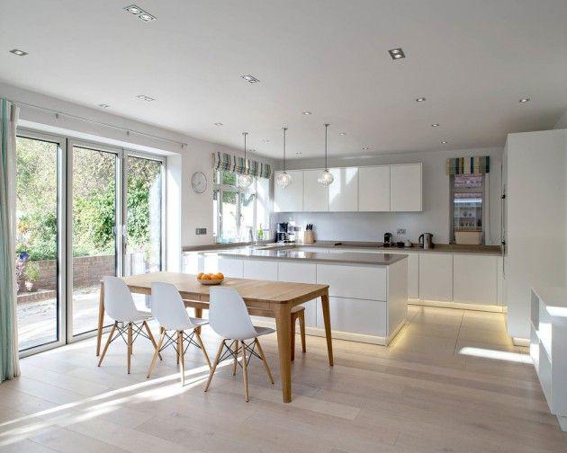 Peachy 16 Staggering Scandinavian Kitchen Designs For Your Modern Short Links Chair Design For Home Short Linksinfo