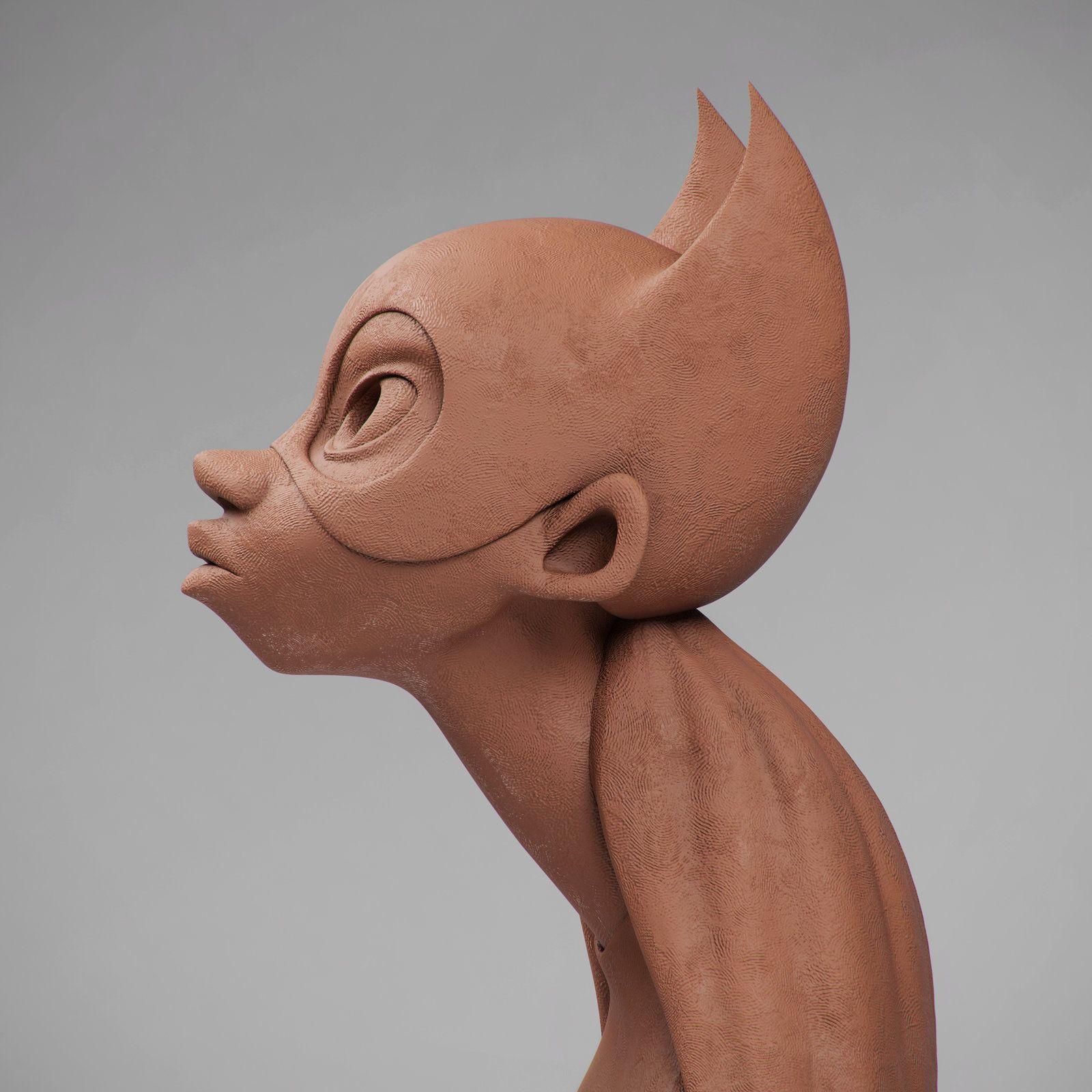 Batgirl, Guzz Soares on ArtStation at https://www.artstation.com/artwork/batgirl-55c04d1f-e78e-473d-a778-3786a0d5b328
