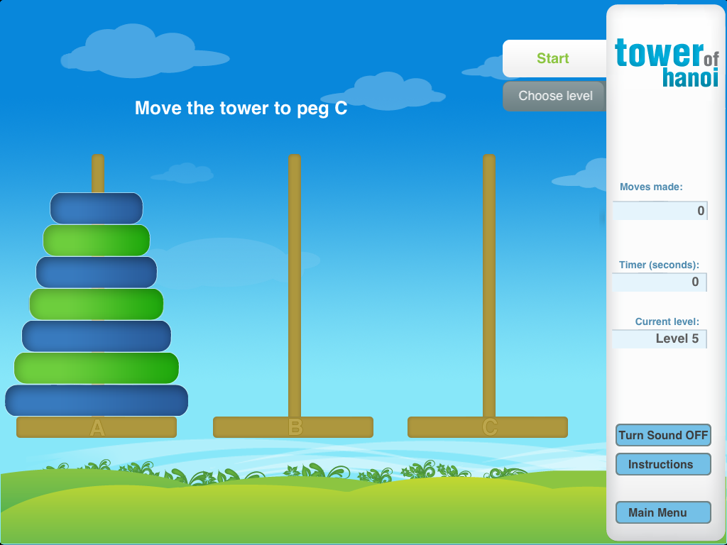 Math Lands is an interactive app allowing kids to exercise logical ...