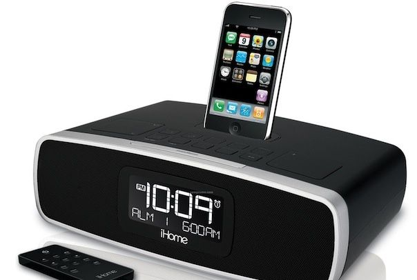39+ Dual iphone clock radio ideas