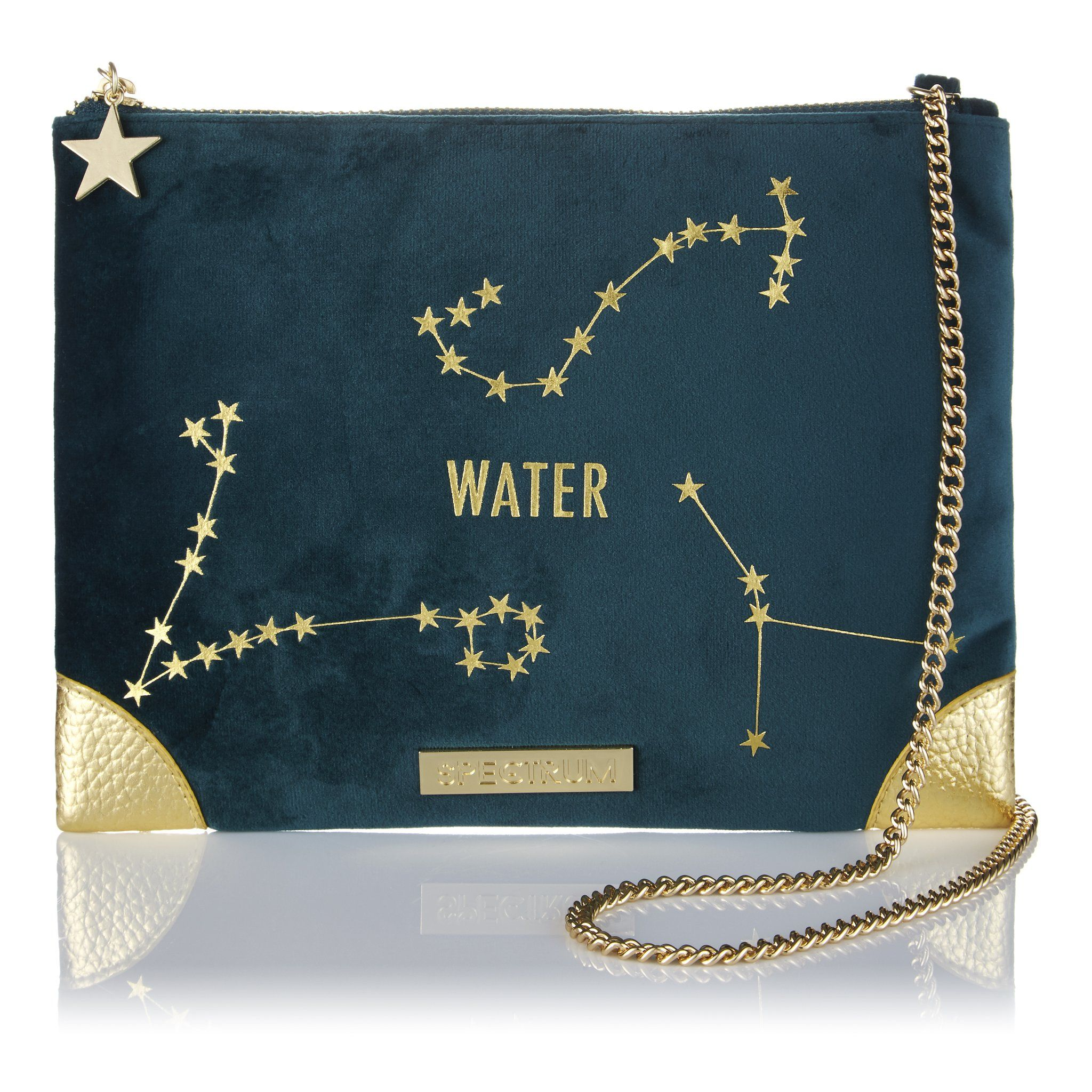 Spectrum Zodiac Collection Water brush, Brush set, Pouch bag