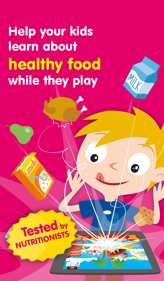 Kids Healthy Island Educational Game To Help Kids