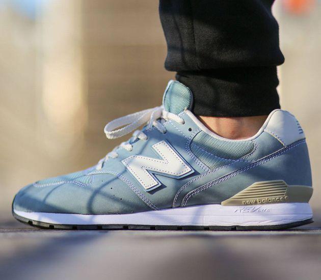 New Balance 996 - Ash Blue