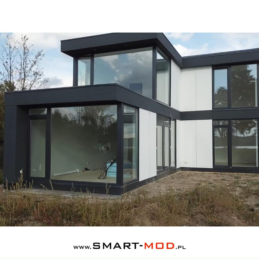 Jak szybko zbudować nowoczesny dom 90m