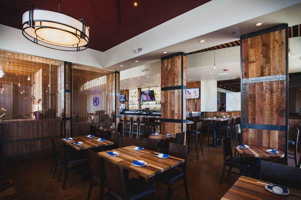Viridian Reclaimed Wood Granary Plank Paneling At Blue Gingko In