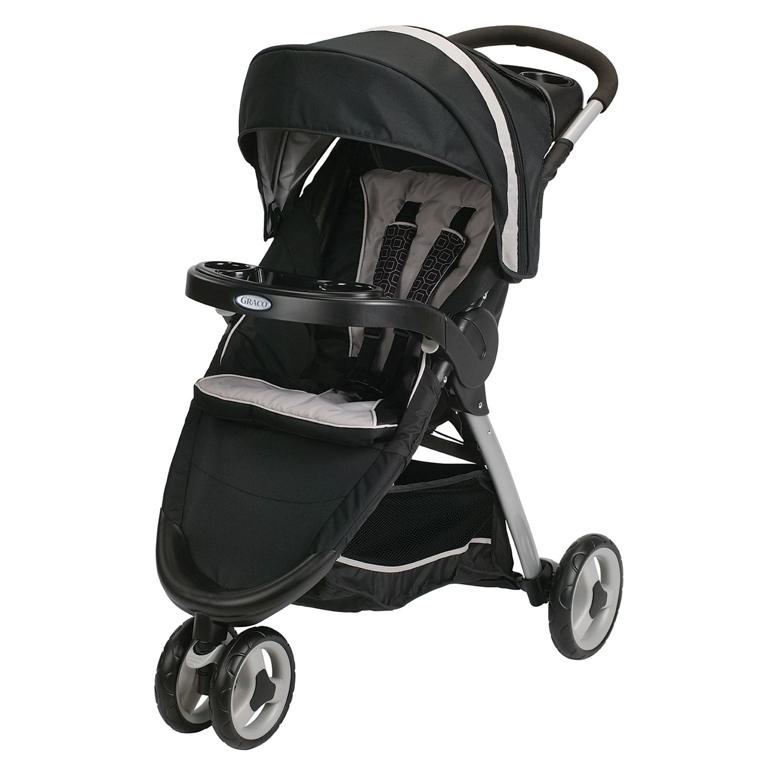 Graco FastAction Sport Travel System with SnugRide Click