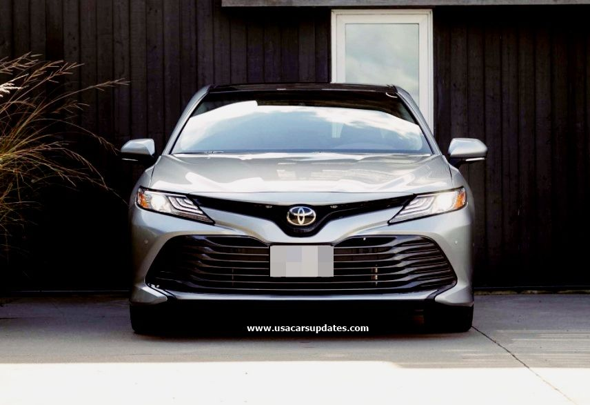 2020 Toyota Camry Xle V6 Rumors And Reviews Camry Toyota Camry Toyota