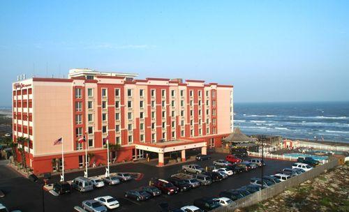 Holiday Inn Corpus Christi N Padre Island Texas