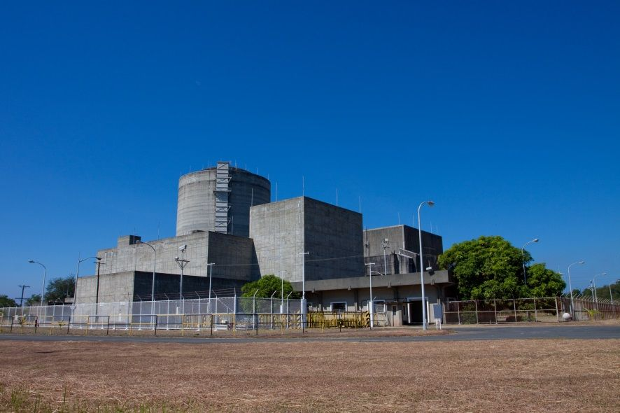 Bataan Nuclear Power Plant, a capable and safe power plant that the ...