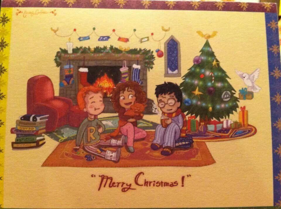 Harry Potter Christmas Harry Potter Christmas Potter Harry Potter Fan
