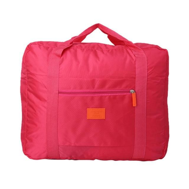 0d2471a514 New Nylon Travel Big Size Foldable Luggage Bag Clothes Carry-On Bags  Organizer