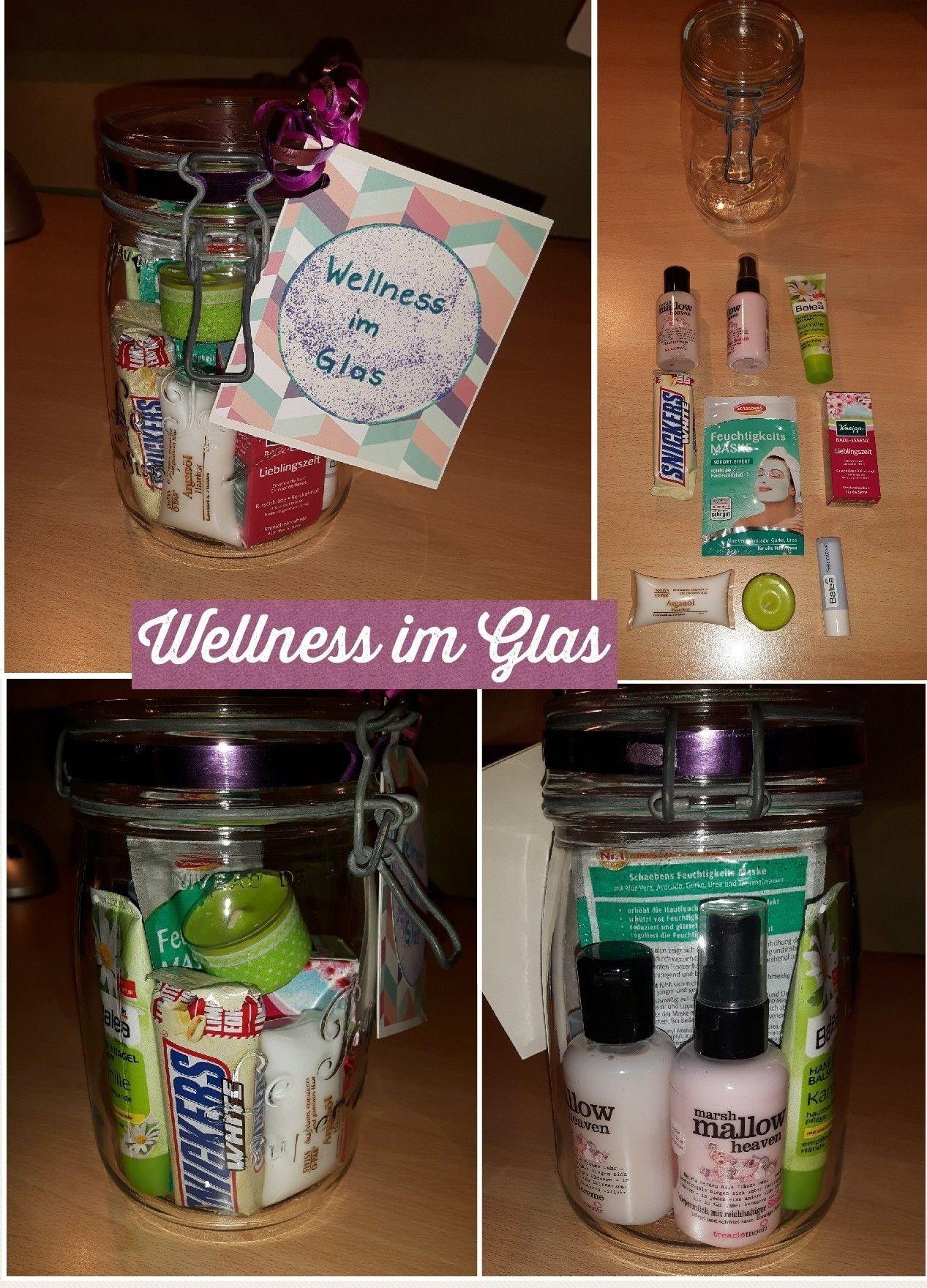 Wellness im Glas: ein tolles Geschenk für viele Anlässe :) #kleineweihnachtsgeschenkekollegen Wellness im Glas: ein tolles Geschenk für viele Anlässe :) #wellnessimglas