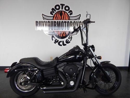 2006 Harley Davidson DYNA STREET BOB FXDBI $8,995  Arlington