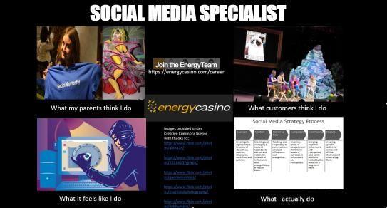 Social Media Specialist Meme Ready For Linkedin Jpg Job Memes Media Specialist Social Media