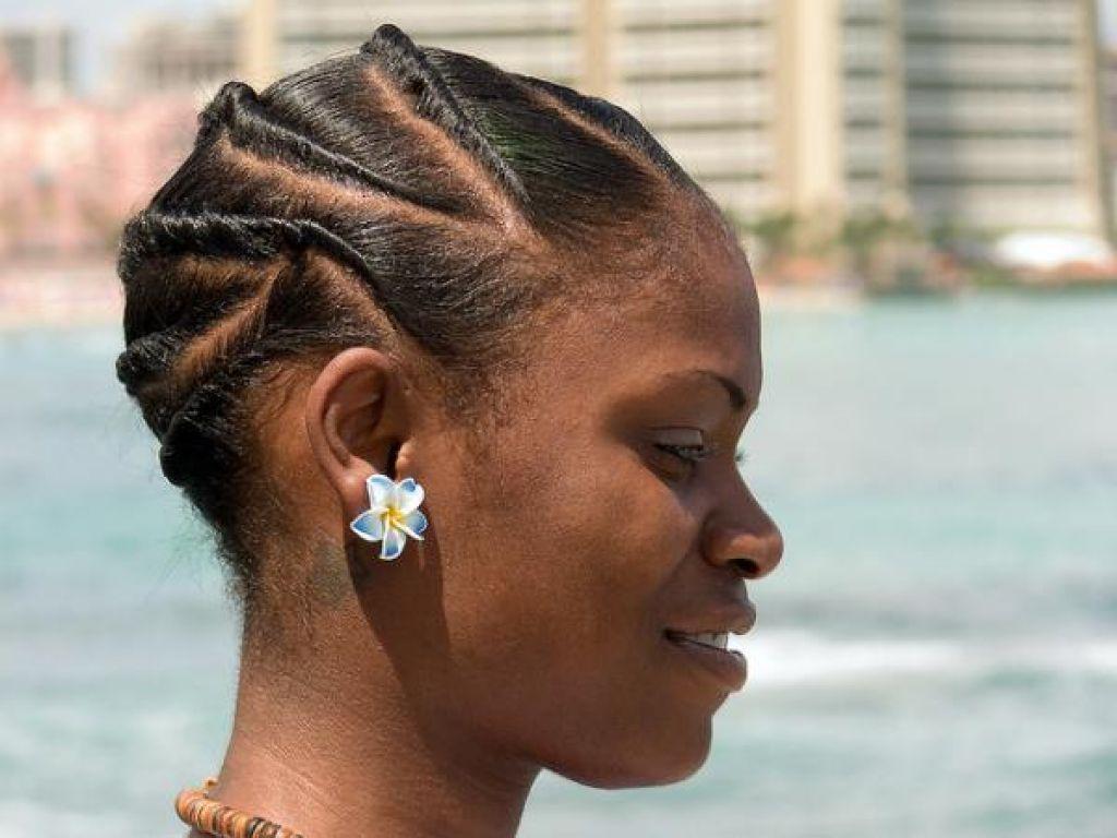 Hair Styles For Short Hair Braids: 5 Creative Natural Braided Hairstyles For Black Women